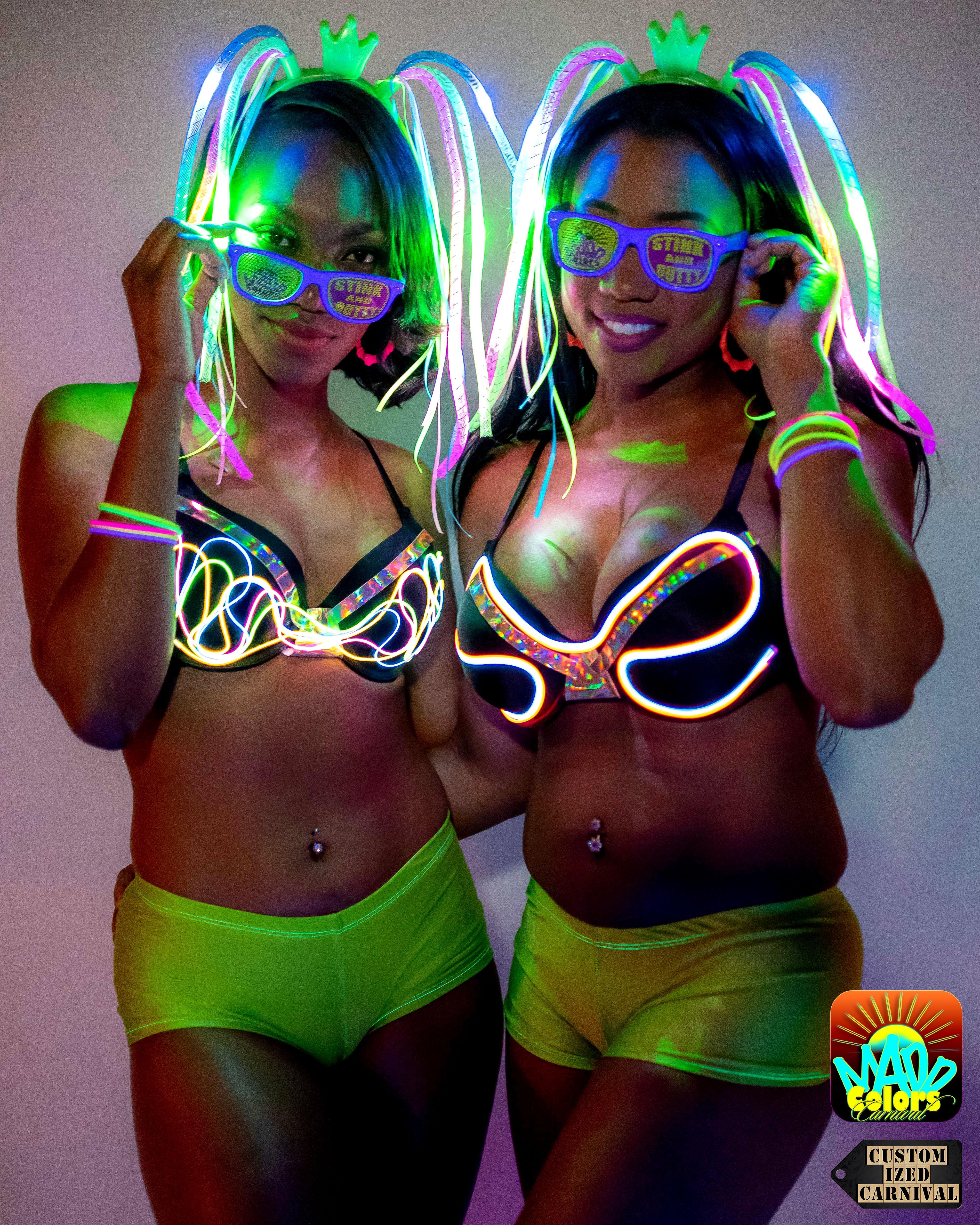 Grenada Monday Night Mas 2018 – Madd Colors Carnival